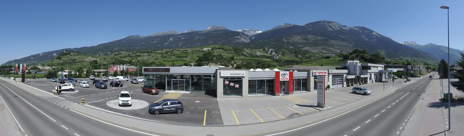 Garage Montani SA